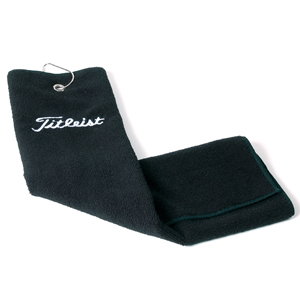 Titleist Microfibre Trifold Towel