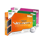 8029 Wilson Tour Velocity Distance Golf Balls