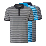 CGKS7045 Callaway Fine Line Striped Polo Shirt